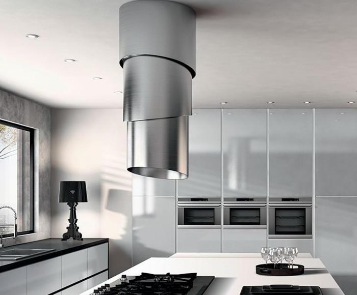Quale cappa cucina scegliere dal negozio di chirignago - Cappa cucina moderna ...