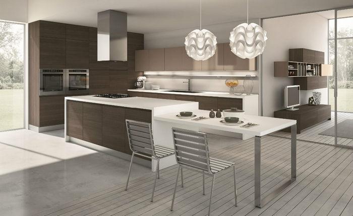Cucina moderna flash da quellidicasa a chirignago mestre for Cucina moderna vezia