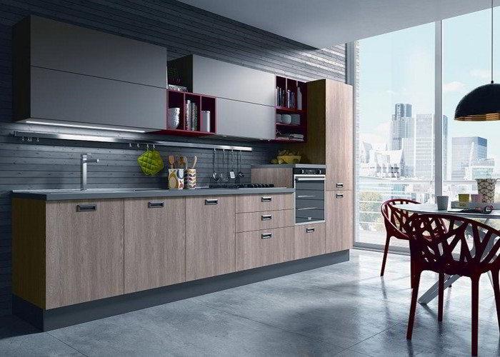 Cucina moderna love da quellidicasa a chirignago mestre venezia - Cucine lussuose moderne ...