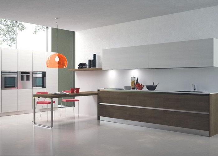 Cucine moderne con arredo ed elettrodomestici. Detrazioni fiscali al ...