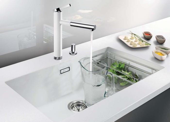 Lavello cucina quale scegliere e in quale materiale - Top lavello cucina ...