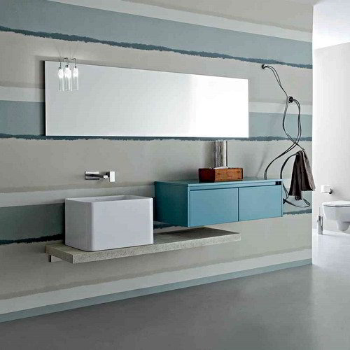 Bagni Moderni Globo : Mobili bagno moderni sospesi o a terra negozio mestre