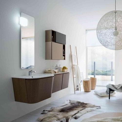 Suede è una collezione di mobili per bagno altamente personalizzabile ...