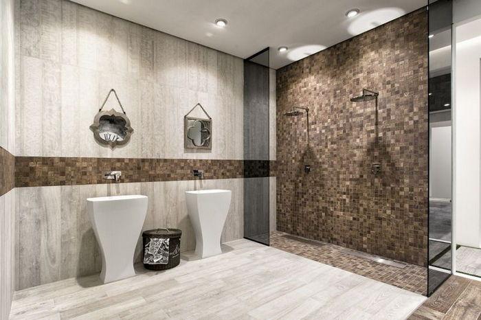 Piastrelle per bagno a chirignago mestre venezia offerte - Finto mosaico bagno ...