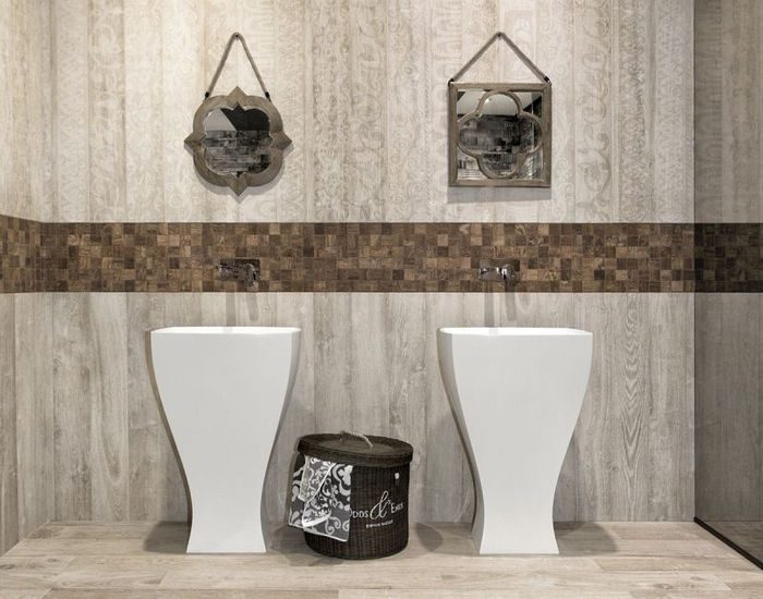 Piastrelle bagno beige best handmade collection gloss effect