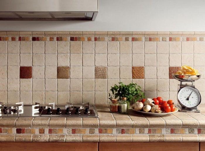 Piastrelle per cucina le nuove proposte a chirignago mestre venezia - Piastrelle per cucina in muratura ...