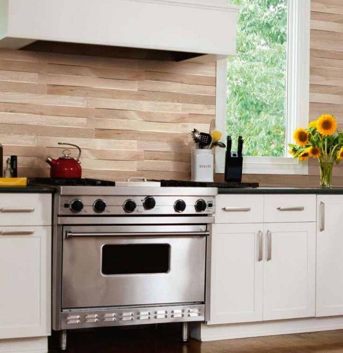 Piastrelle parete per cucina un aiuto per scegliere i for Piastrelle parete cucina