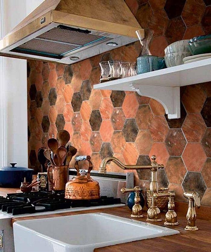 Piastrelle per cucina. Scopri le nuove piastrelle da cucina proposte ...