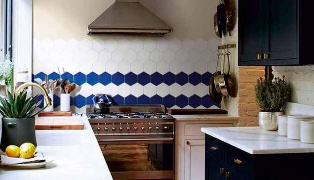 Piastrelle Esagonali Bianche : Piastrelle per cucina: le nuove proposte a chirignago mestre venezia