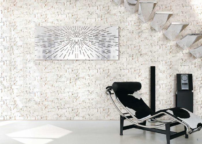 Pietra bianca per rivestire pareti e muretti rendiamoli grandi e