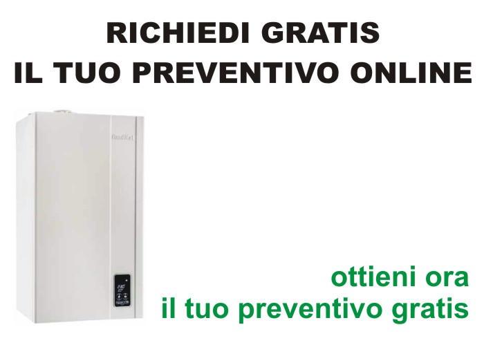 Preventivo caldaia chiedi il preventivo e il prezzo per - Allacciamenti cucina costo ...