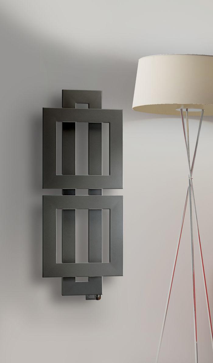 Termoarredo elettrico design hudson reed uischiau radiatore elettrico design alto cromato x mm - Radiatori elettrici per bagno ...