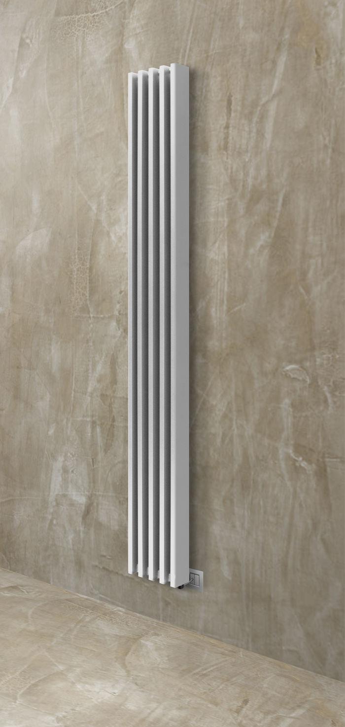 Radiatori elettrici per il riscaldamento di design a mestre venezia - Termosifoni elettrici a parete prezzi ...