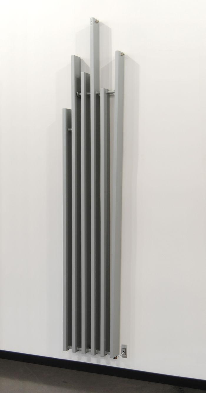 Radiatori elettrici per il riscaldamento di design a mestre venezia - Termosifoni elettrici a parete ...