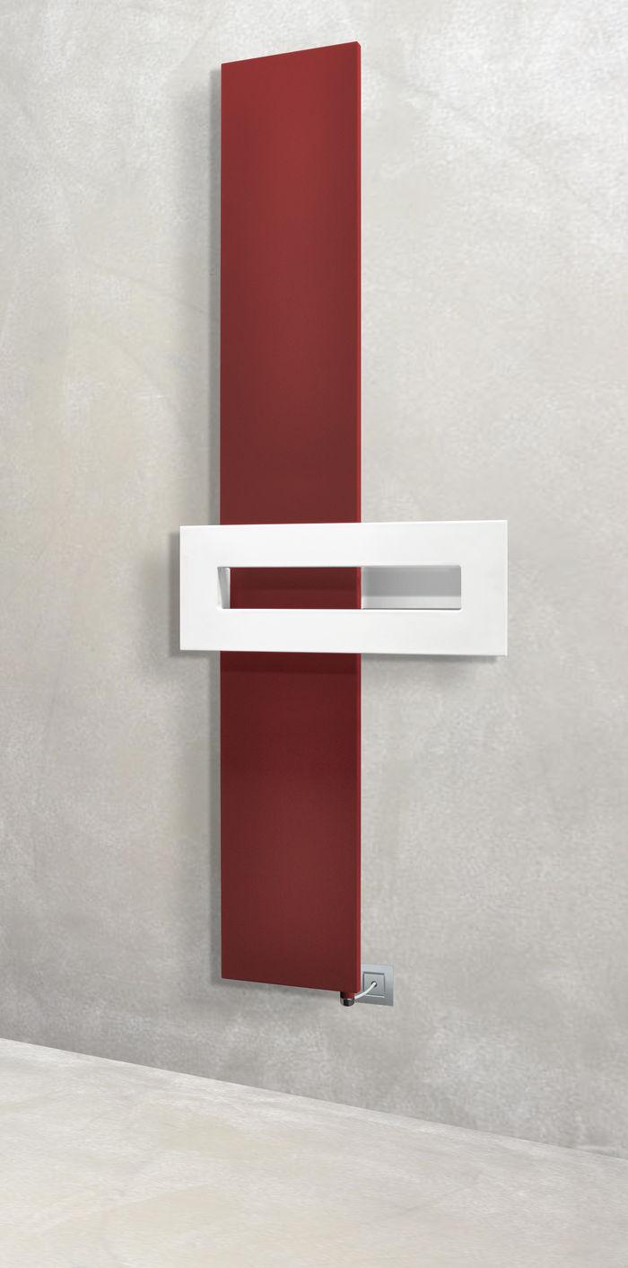 Radiatori elettrici per il riscaldamento di design a - Colori cavi elettrici casa ...