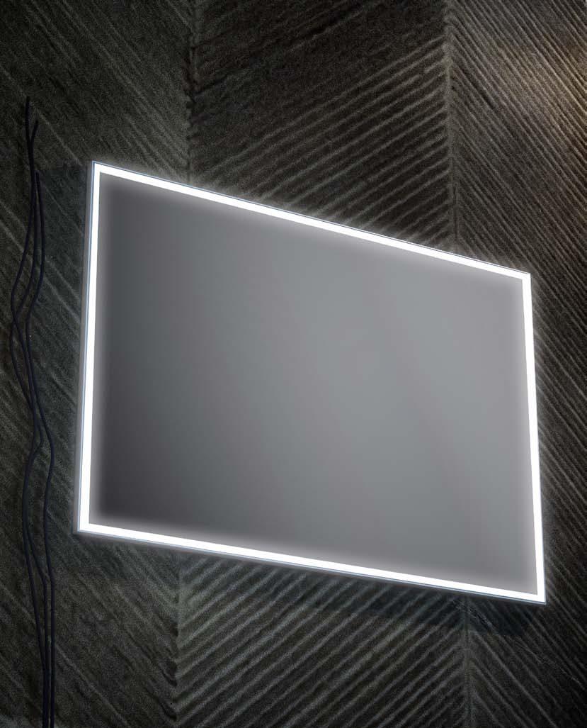 Specchio Bagno 80 X 70.Specchi Bagno Retroilluminati Con Luci Led O Semplici Specchiere Bagno
