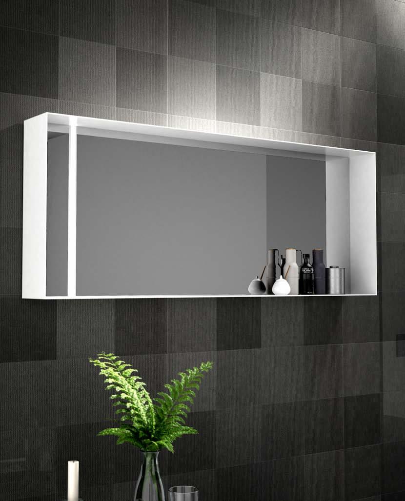 Specchi Bagno Retroilluminati Con Luci Led O Semplici