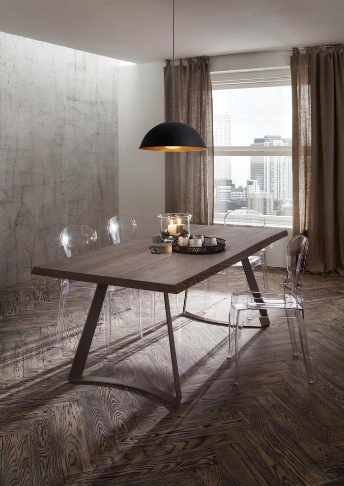 Tavoli in legno a mestre venezia i modelli e i prezzi sicura di coprirli - Tavolo riflessi living prezzo ...