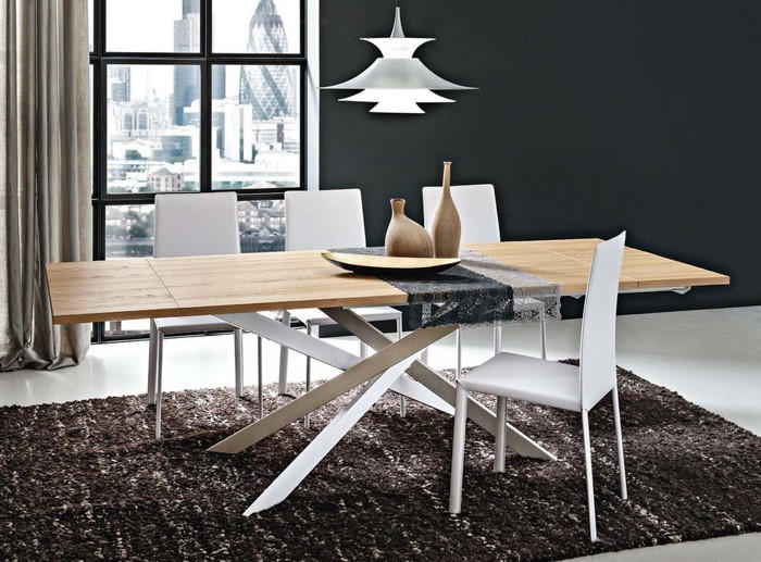 Tavolo vuoi un tavolo splendido scopri i nuovi modelli for Tavoli da soggiorno in legno