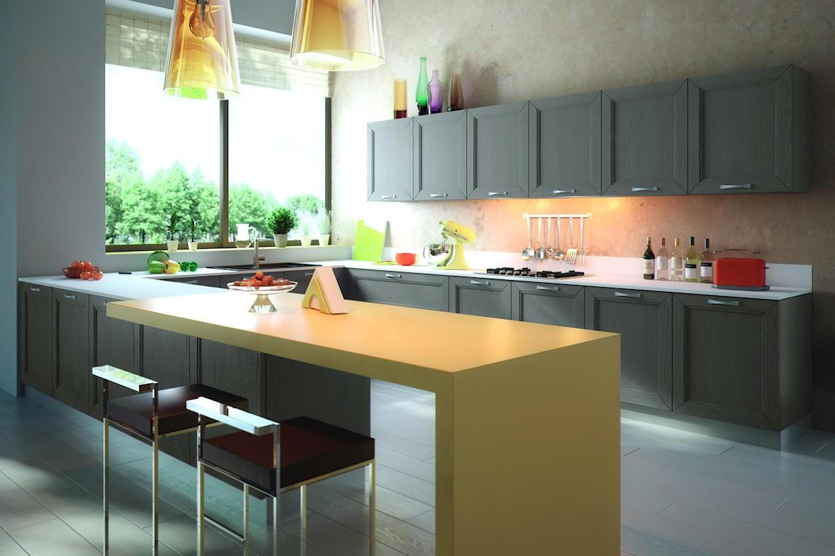Emejing Piani Top Cucina Pictures - Acomo.us - acomo.us