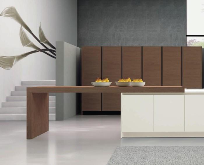 Top cucina e piani lavoro quali materiali quali finiture - Piani cucina in legno ...
