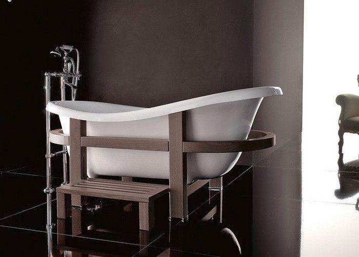 Vasca Da Bagno Piccola Con Piedini : Vasca con piedini forse non solo in bagni classici a mestre venezia