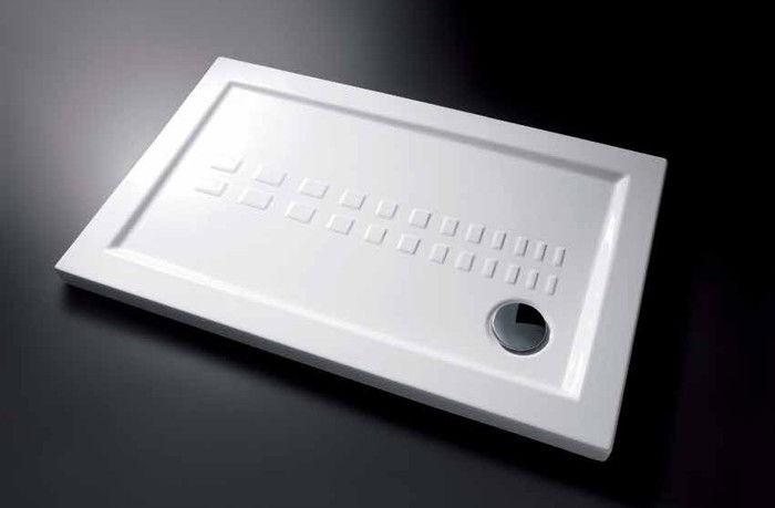Vasca doccia sostituisci o trasforma la vasca da bagno - Piletta piatto doccia ...