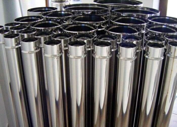 Canne fumarie per tutti i combustibili anche pellet - Stufe a pellet esterne ...