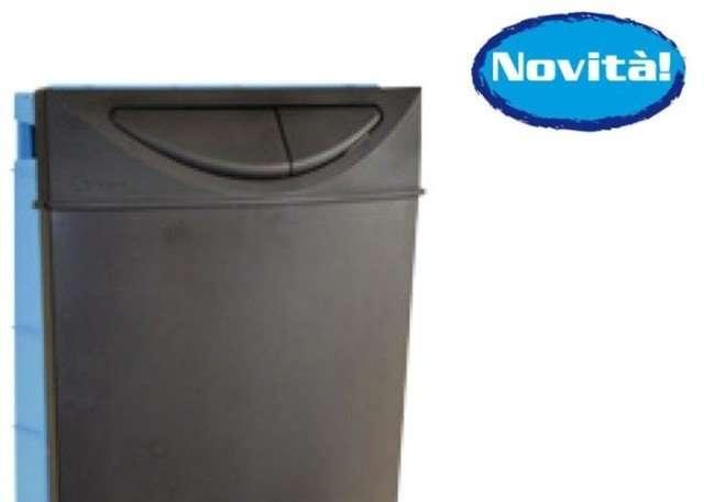 cassetta scarico acqua semincasso per sostituzione su impianti idraulici esistenti