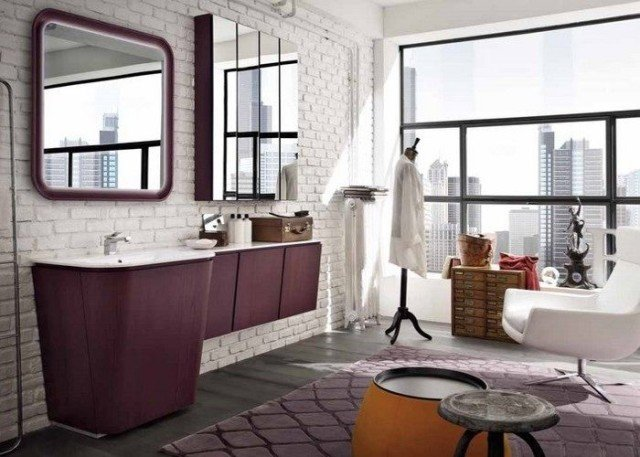 mobili bagno Suede