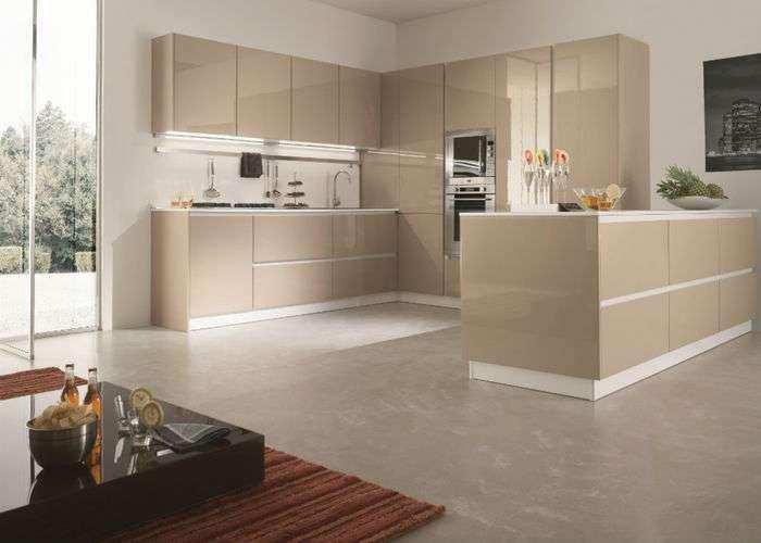 cucina con impianti