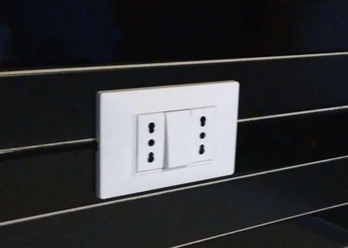 Impianto elettrico della cucina a chirignago mestre venezia - Impianto elettrico di casa ...