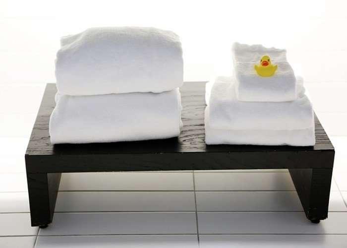 come avere asciugamani morbidi