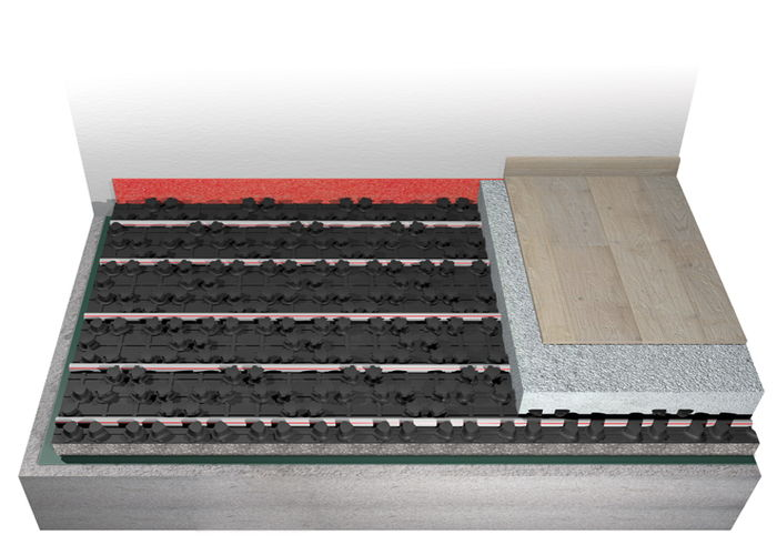 riscaldamento a pavimento faq