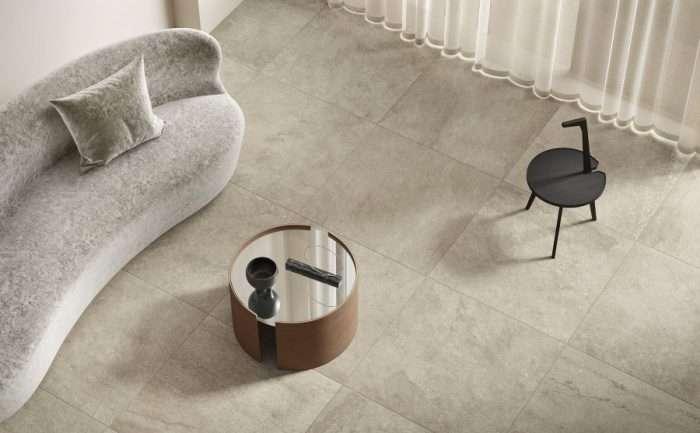 Piastrelle pavimento gres porcellanato Lavaredo effetto Pietra VE TV