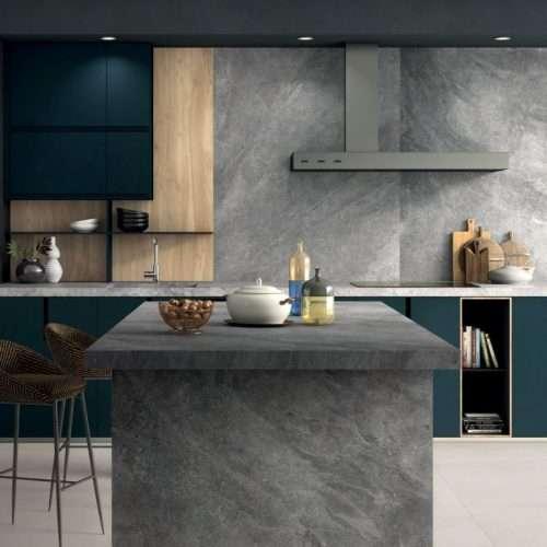 piastrelle cucina gres porcellanato effetto pietra naturale Mineral Venezia Treviso