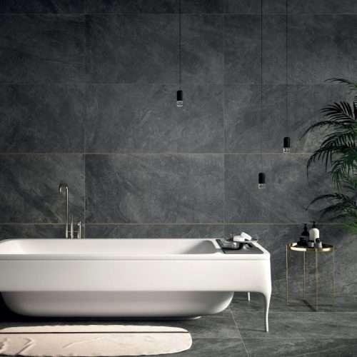 piastrelle bagno gres porcellanato effetto pietra naturale Mineral Venezia Treviso