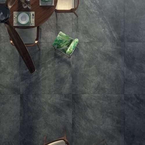 pavimento in piastrelle gres porcellanato effetto pietra Mineral Venezia Treviso