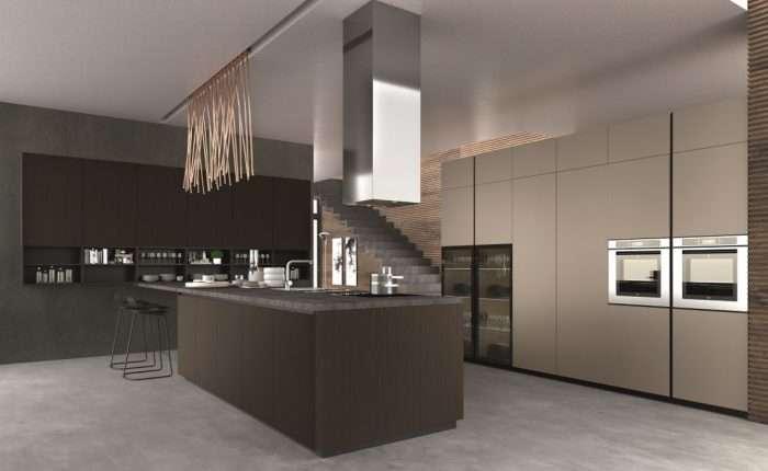 Evolve cucina moderna Treviso